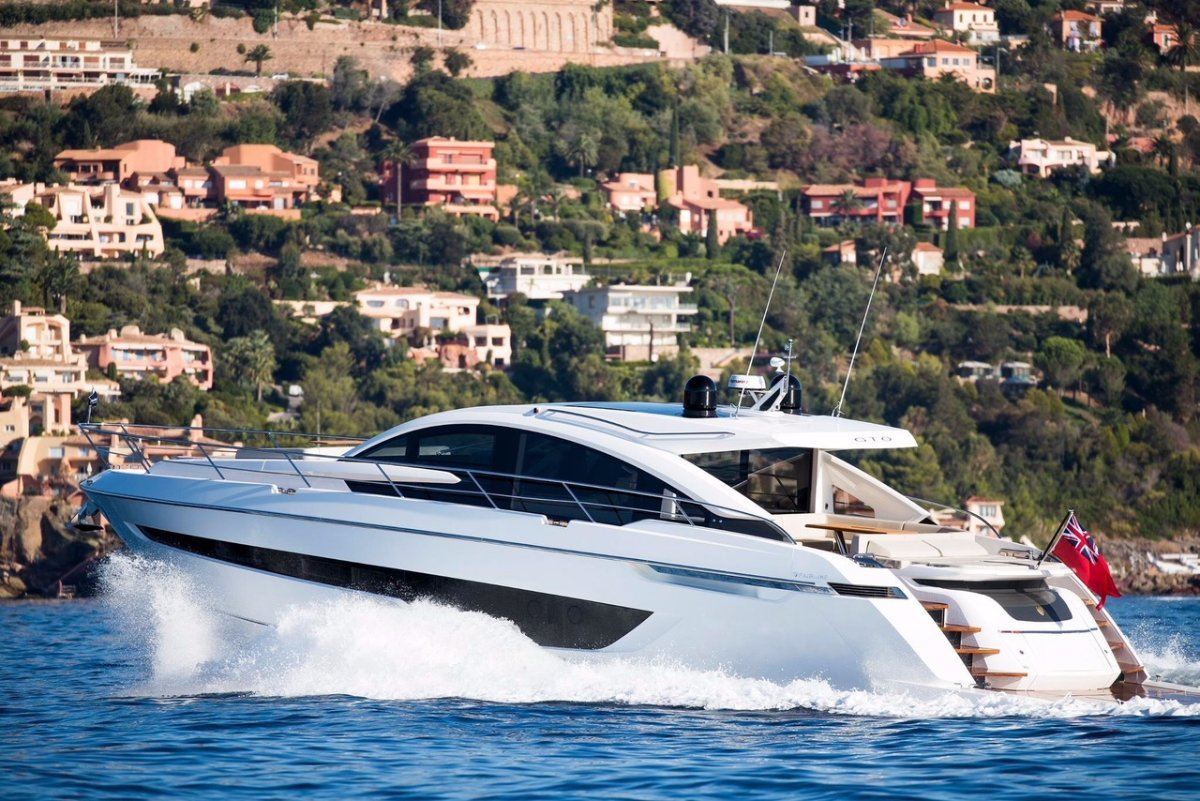 Fairline Targa 63 GT0