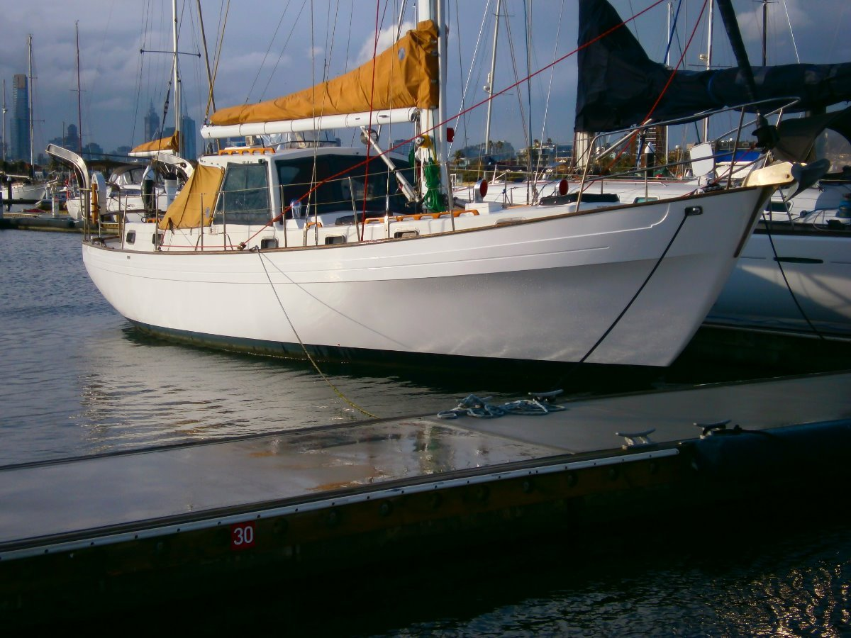15m berth for sale $84,000 at RMYS St Kilda