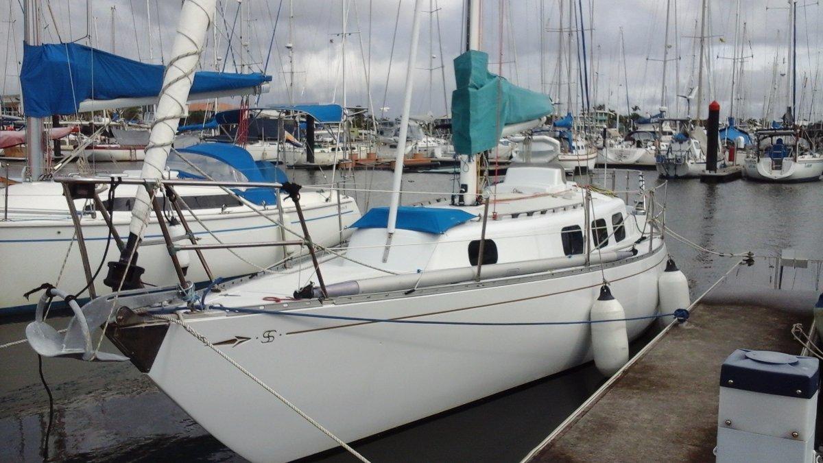 Sparkman & Stephens 34 S & S 34 ft Yacht 'Benji'