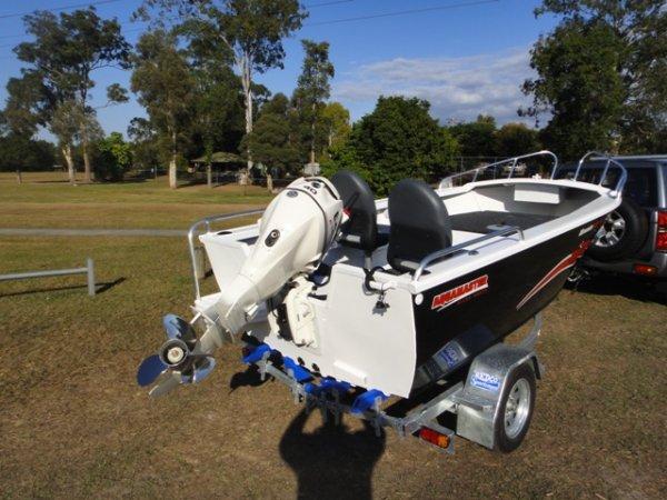 Aquamaster 420 Allrounder Side Console