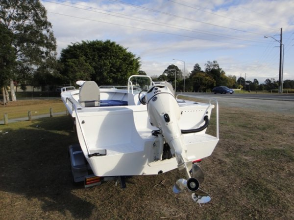 Aquamaster 460 Allrounder Side Console