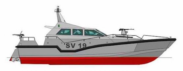Safehaven 19m Barracuda