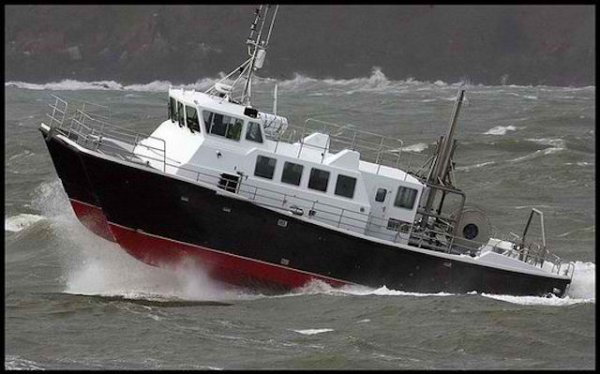 Safehaven Wildcat 60,18.5m Research / Hydrographic Survey C