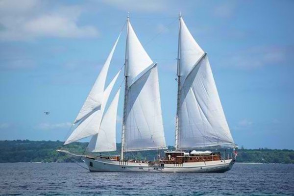 46m Schooner - Price Reduced!