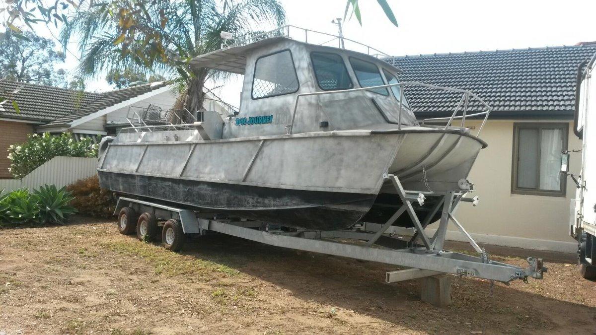 Marlin Broadbill Cray Boat Dive or Charter