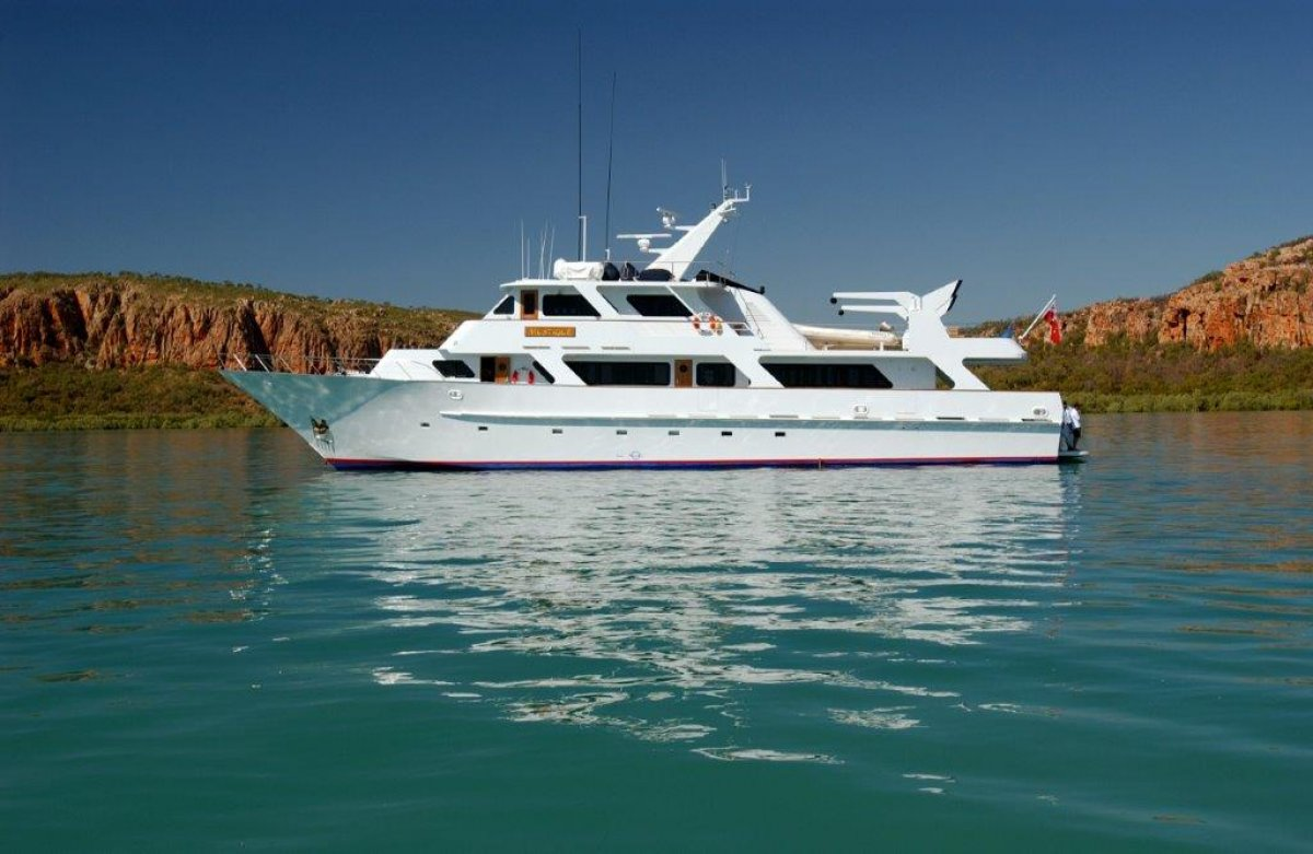 Custom 31m Luxury Charter Motor Yacht