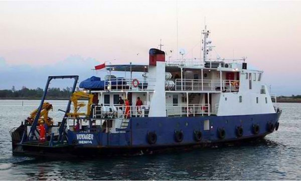 35m Multi-role Survey Vessel