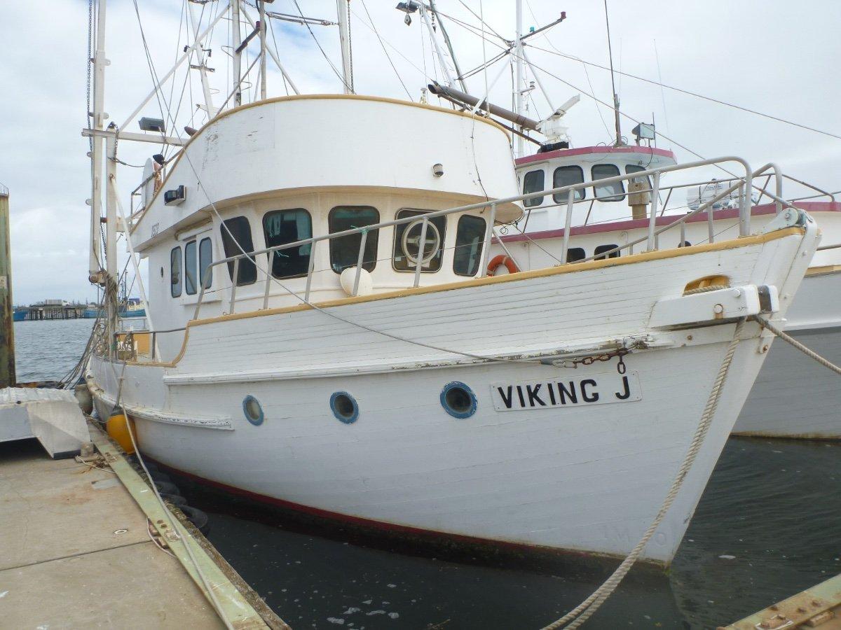 Retired Fishing / Prawn