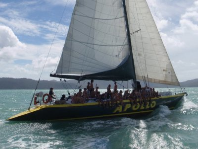Maxi Yachts Racer