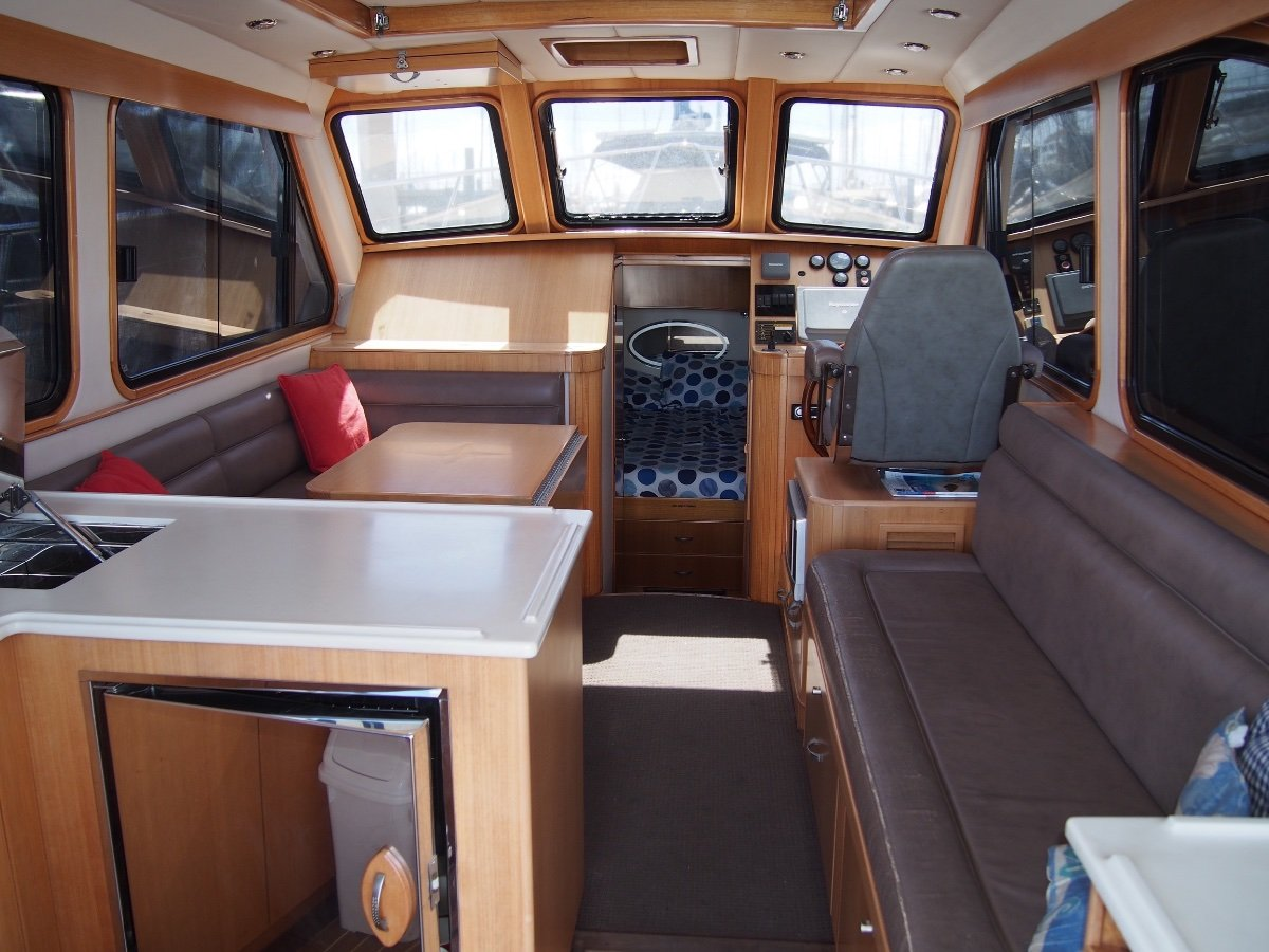 Custom Aluminium Bay/Coastal Cruiser