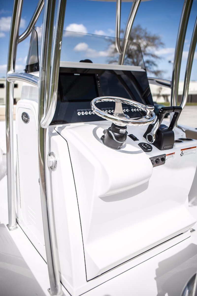 Sportsman Open 252 Centre Console PRICING WITH ALL STANDARD INCLUSIONS ONLY