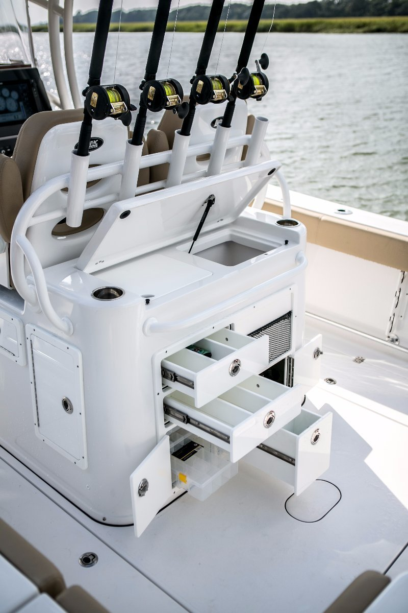 Sportsman Open 312 Centre Console PRICING WITH ALL STANDARD INCLUSIONS ONLY