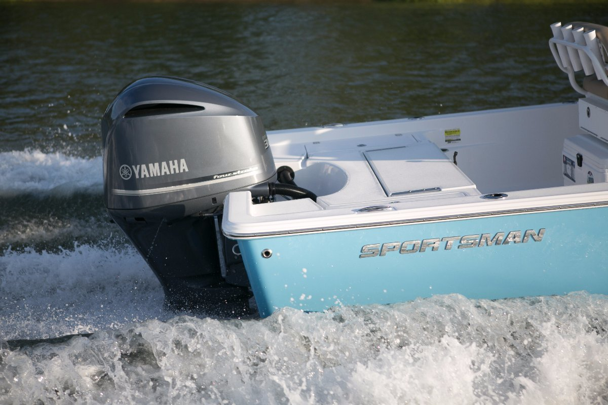 Sportsman Masters 247 Centre Console PRICING WITH ALL STANDARD INCLUSIONS ONLY