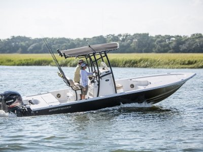 New Sportsman Tournament 234 Centre Console
