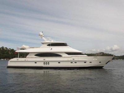 Hargrave 90 Motor Yacht
