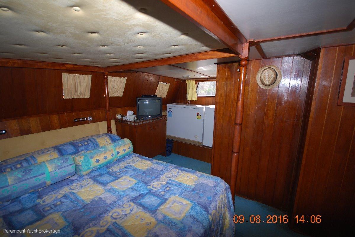Motivated seller 48' custom motor cruiser