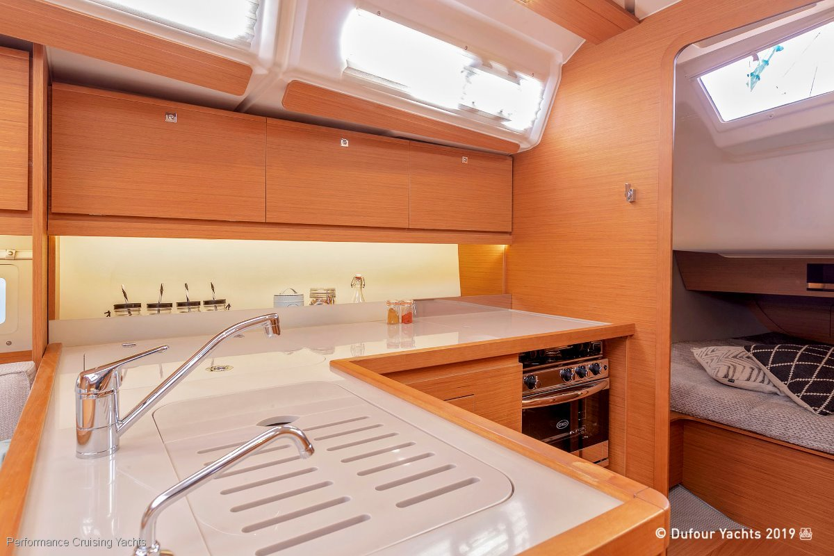 Dufour Grand Large 390 Yacht Share