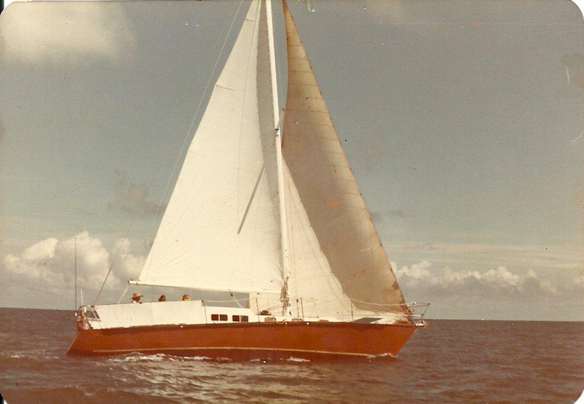 Lyle Hess Bristol Channel Cutter