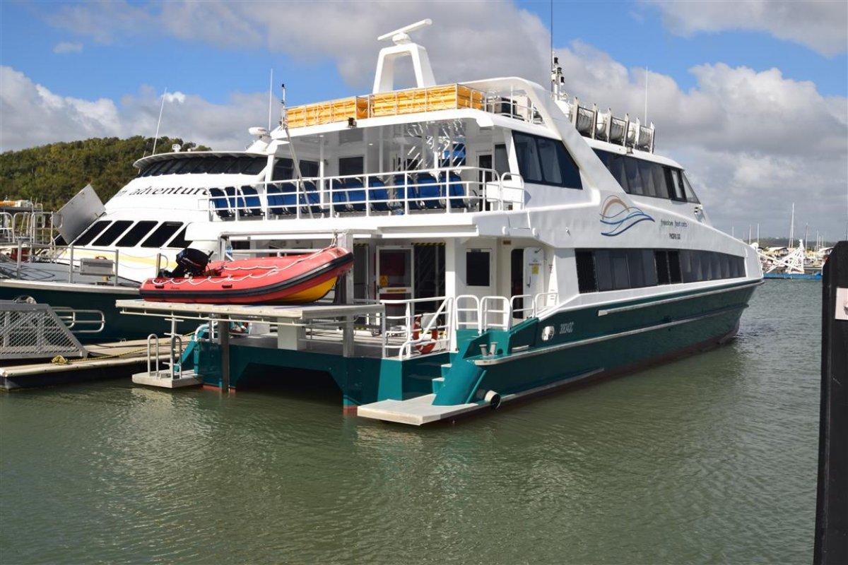 Sabre 23.5m High Speed Passenger Catamaran