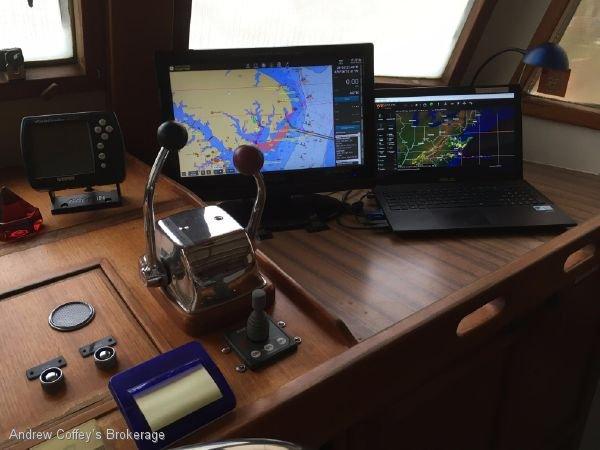 Kadey Krogen 42 Walkaround Trawler