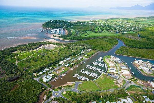21M CYCLONE RATED BERTH FOR SALE AT BLUEWATER MARINA, CAIRNS