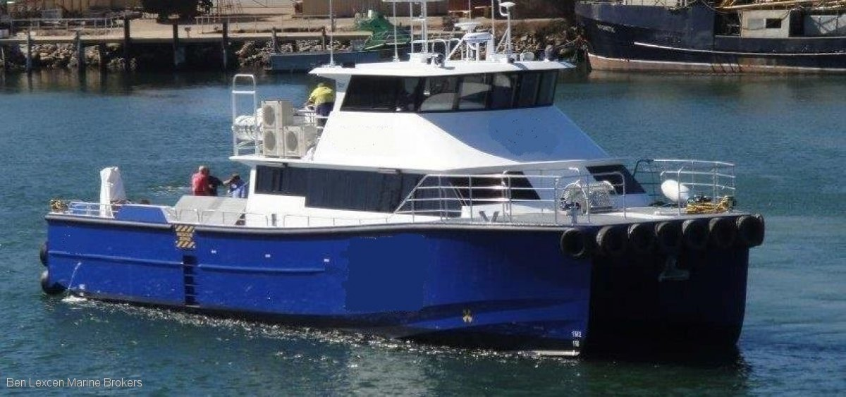 Global Marine EXTREME MARINE BUILT