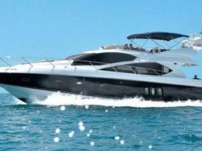 Sunseeker Manhattan 60 2008