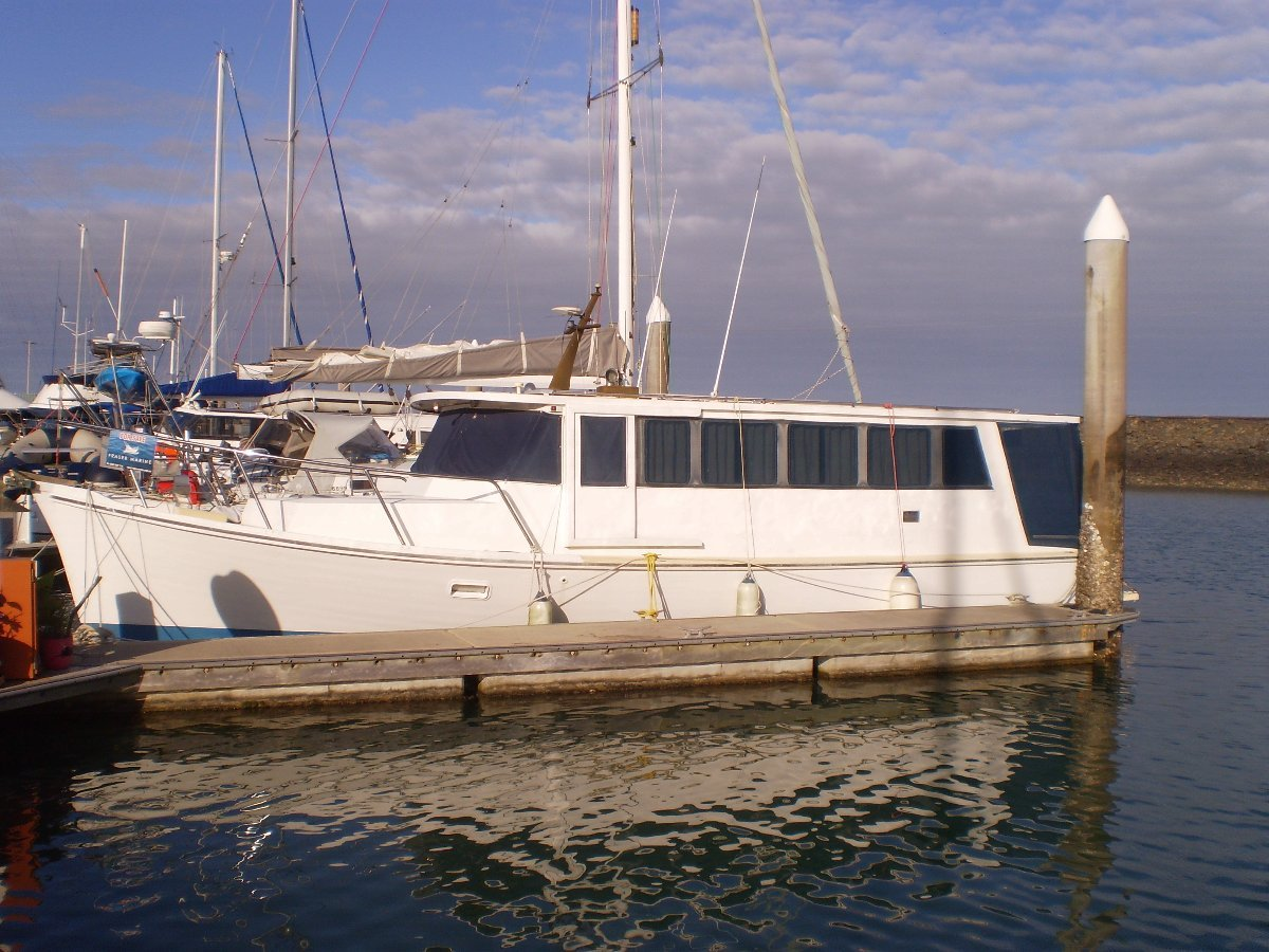 Custom 36ft Timber Cruiser offers sought after