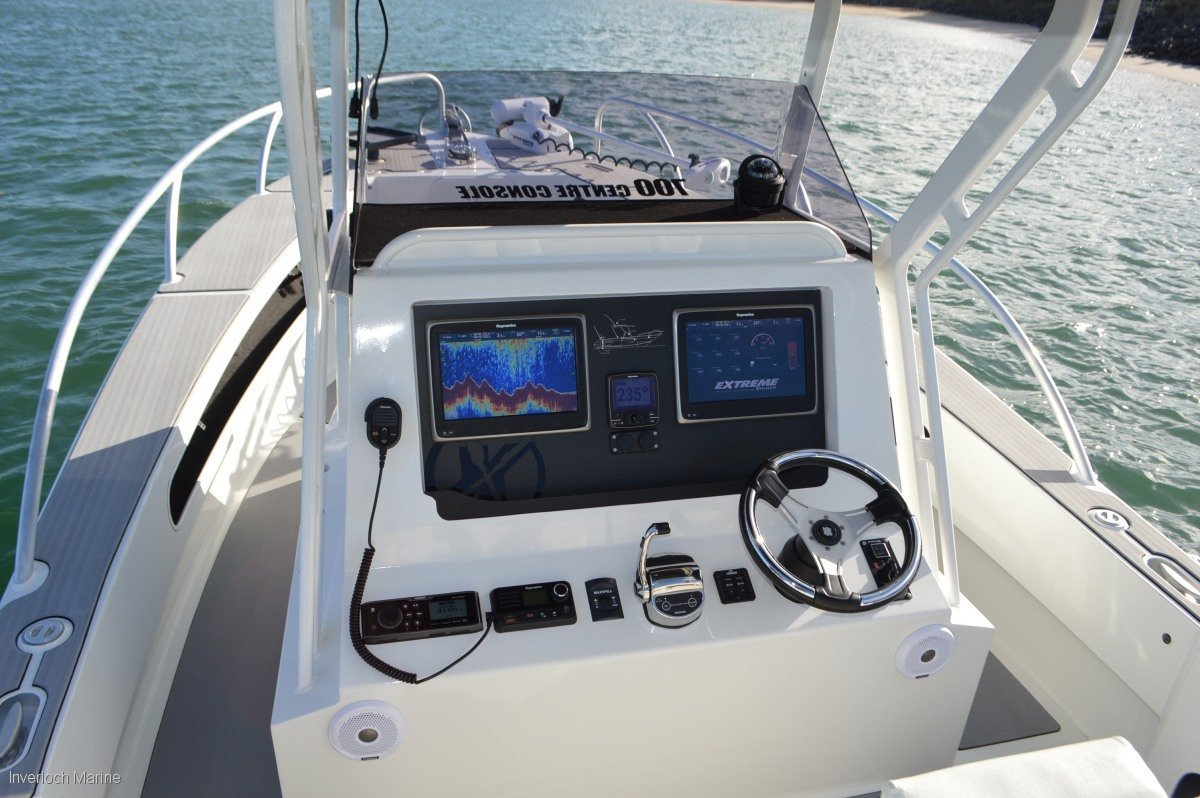 Extreme 645 Centre Console