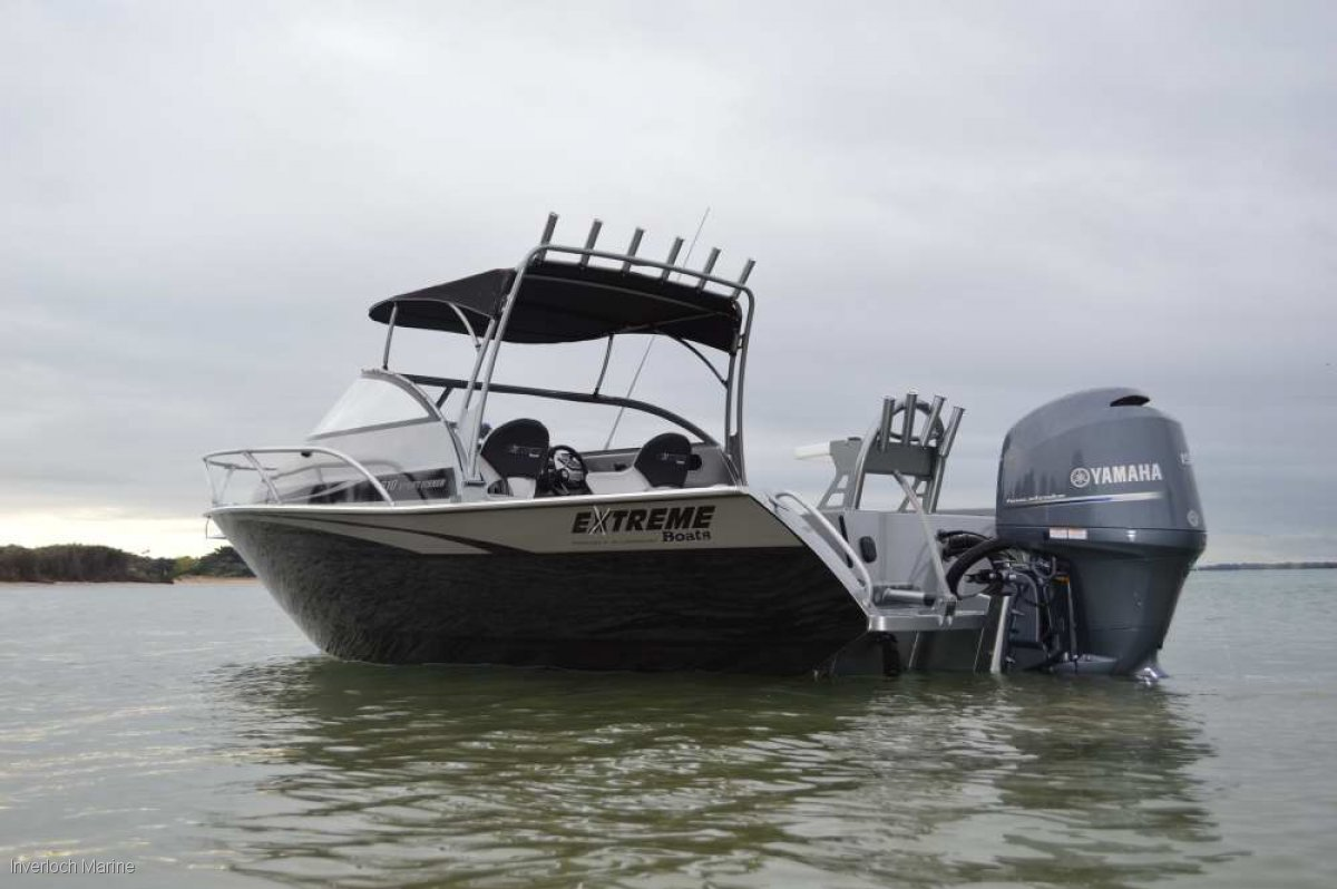 Extreme 645 Sport Fisher