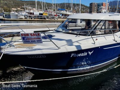 "Jeanneau Merry Fisher 755 Legend Edition ""Phoenix"""