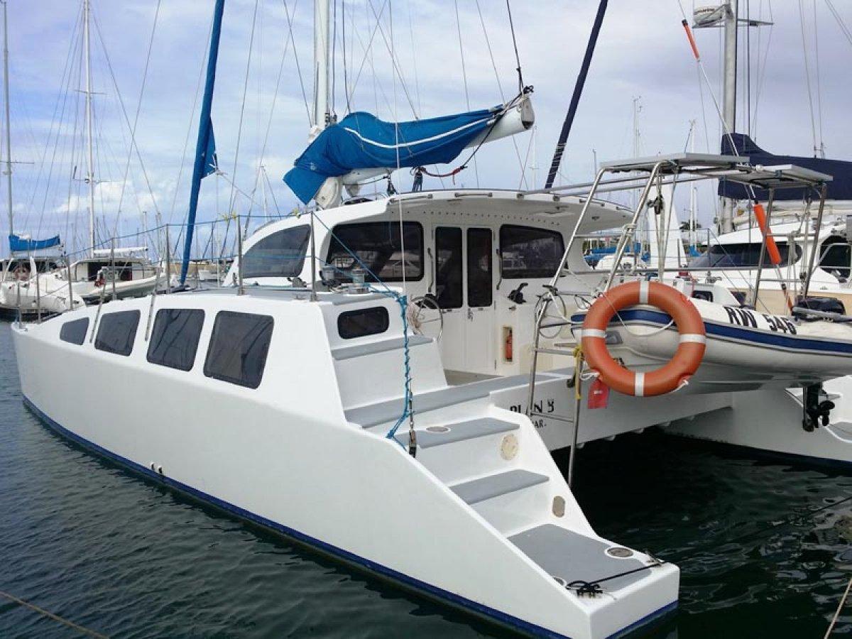 Easy 37 Catamaran