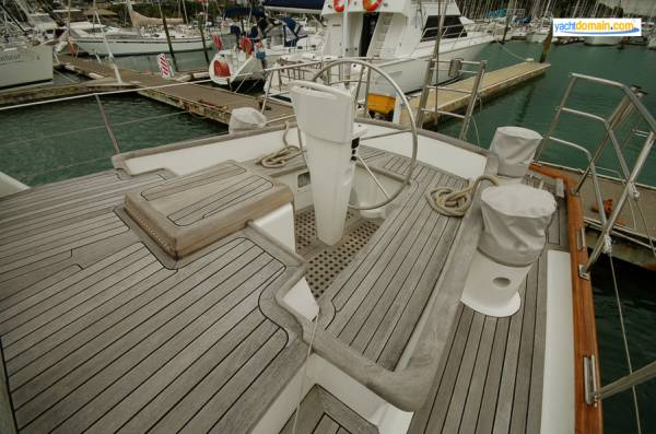 Mummery Pilothouse 54'