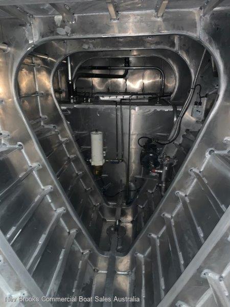 11.98m Aluminium Passenger Catamaran