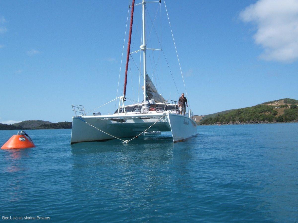 Crowther 50 Catamaran