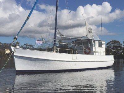 Max Robbins Timber Cray Boat