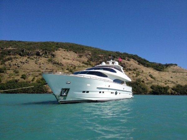 Horizon Yacht 97 Extremely well maintained