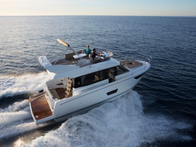 Jeanneau Merry Fisher 38