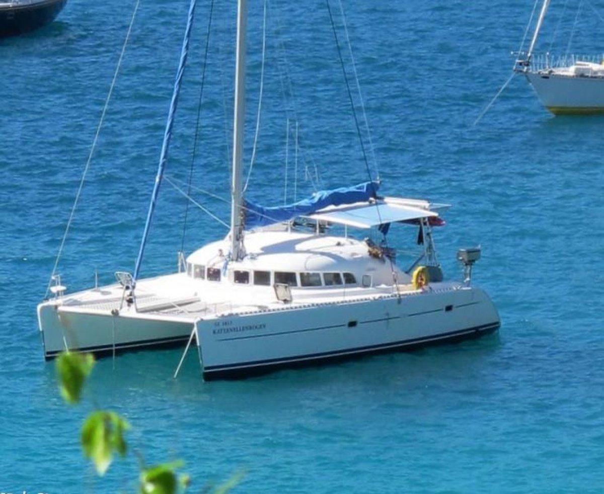 Lagoon 410 Catamaran