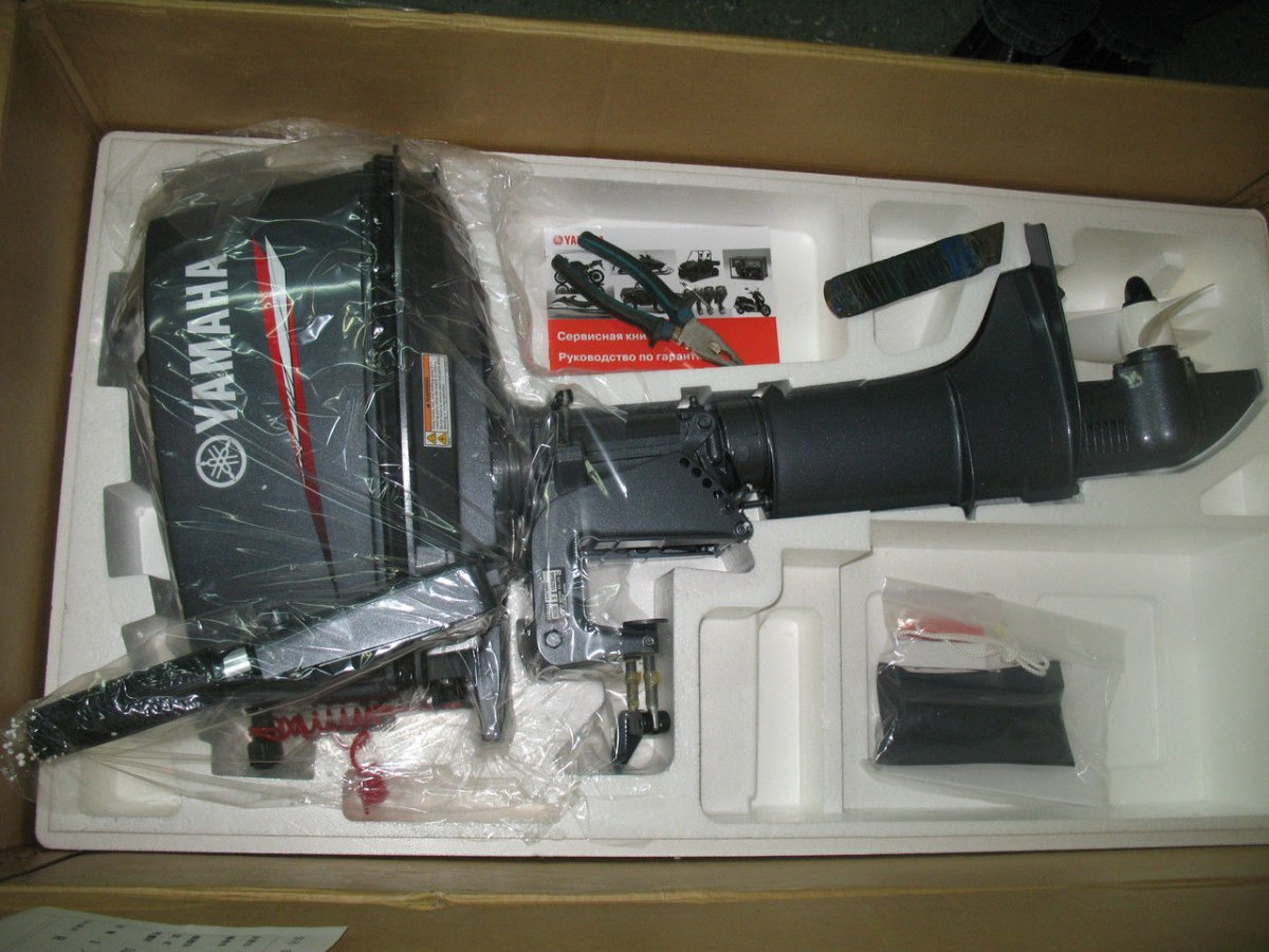 Brand New Yamaha 40HP / 60HP 115HP Outboard Motor Boat Engine