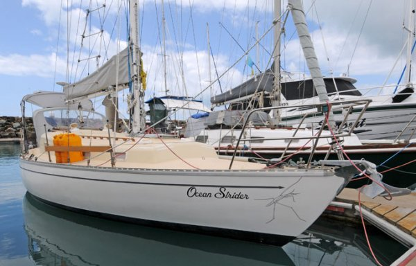 Swanson 32 Cruising Yacht