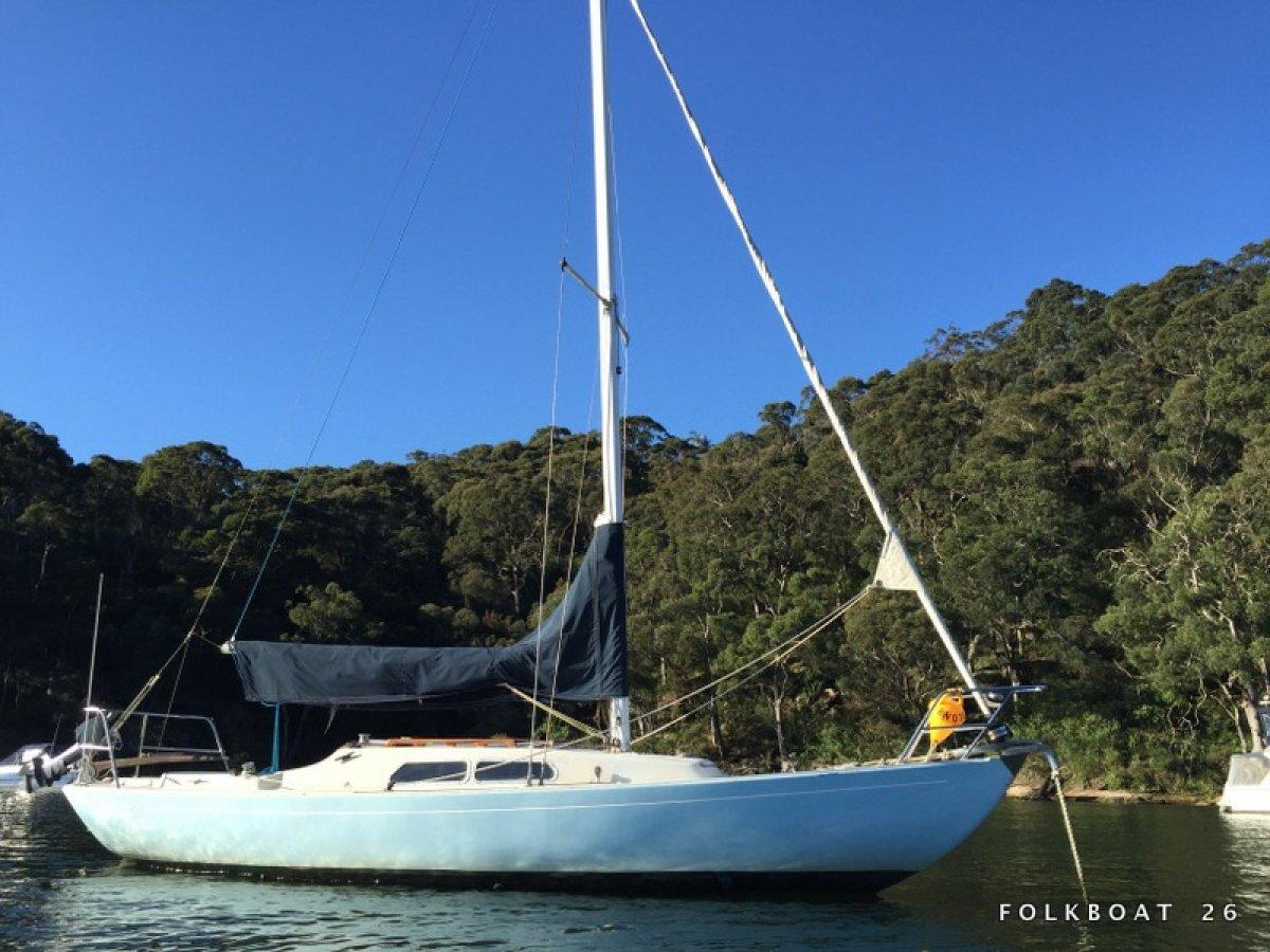 Folkboat 26 1979