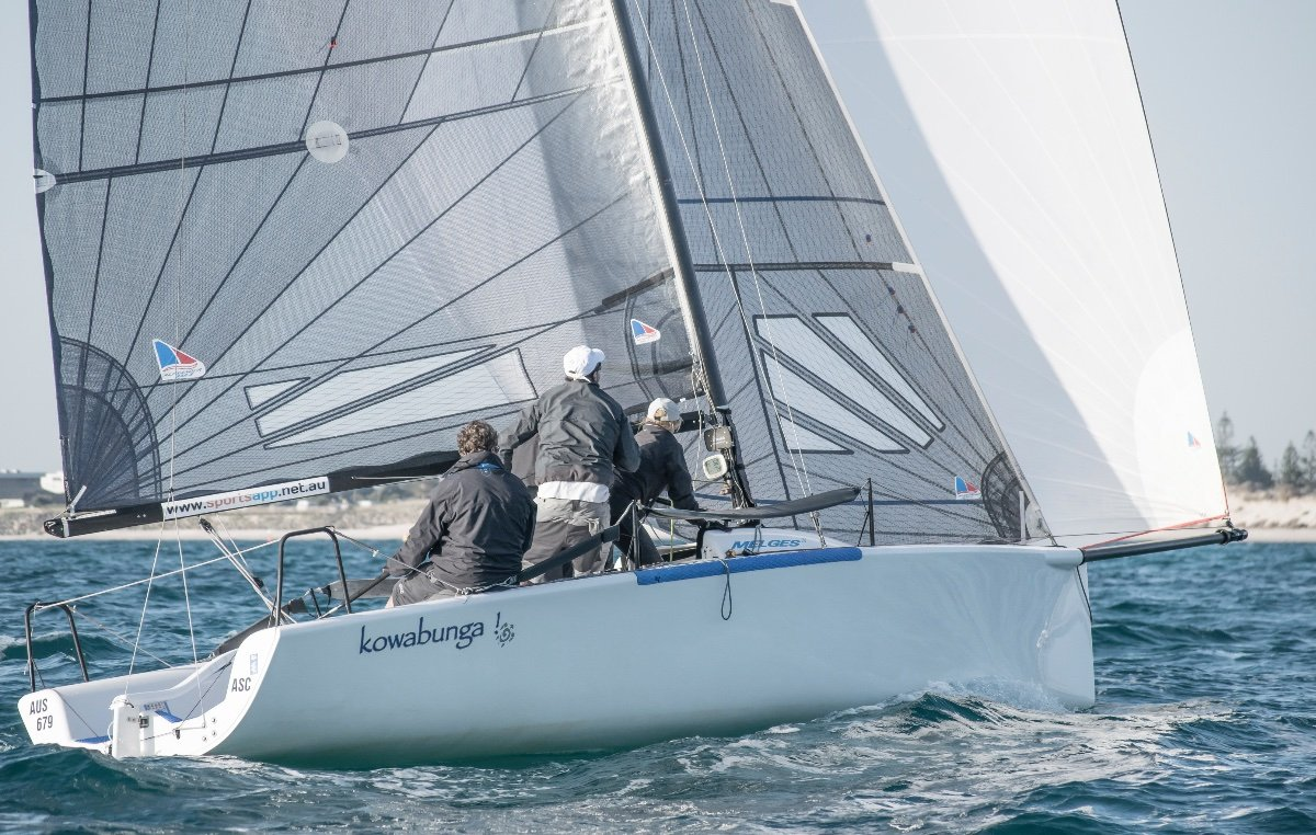 Melges 24 Winner of many events