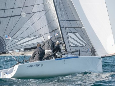 Melges 24 Winner Of