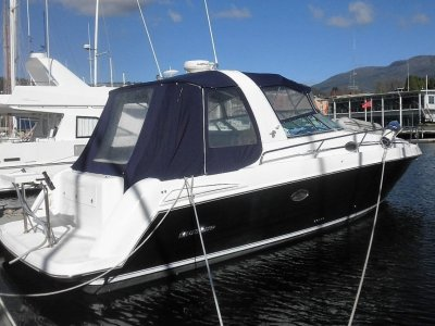 Mustang 3800 Sportscruiser Just been slipped, ready to go.