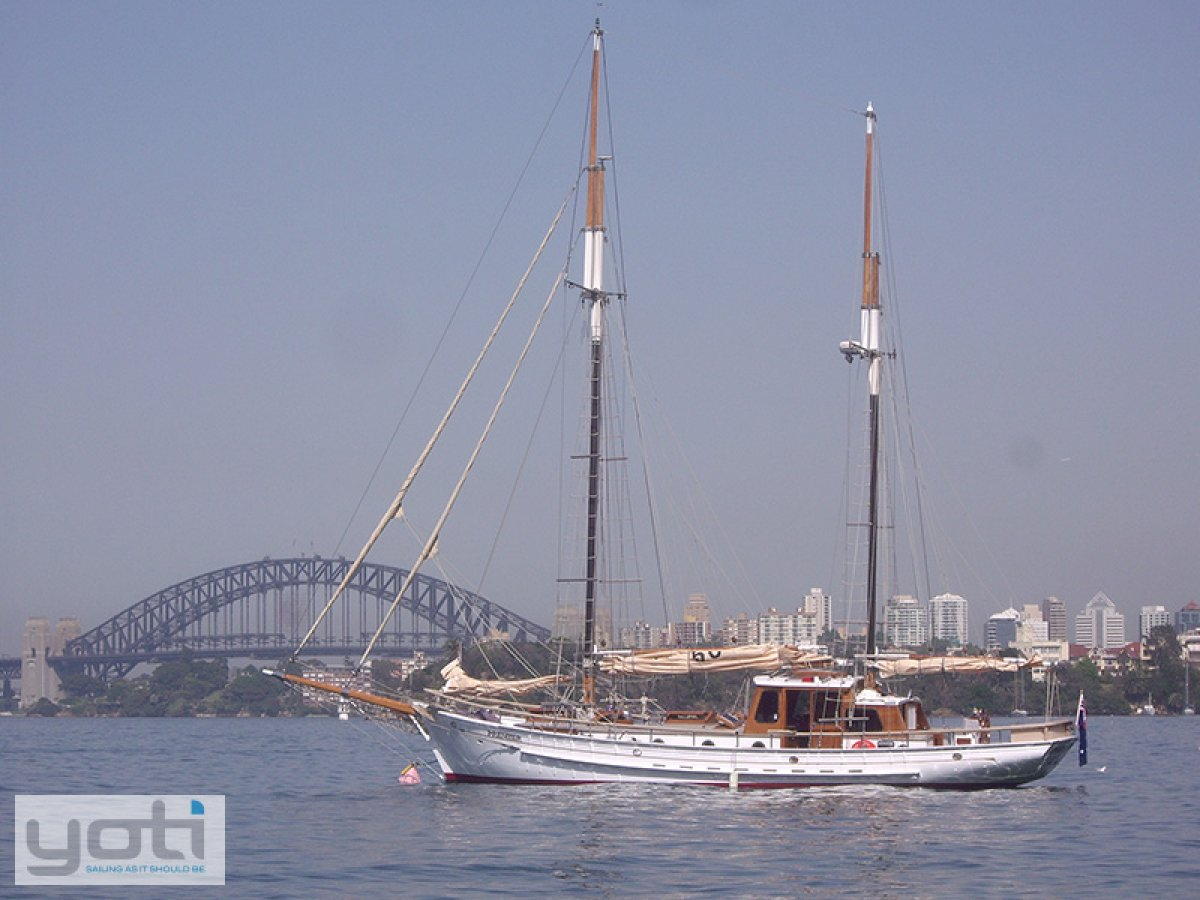 Custom Historic Ketch