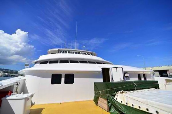 36m Catamaran Cruise Vessel