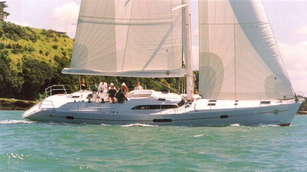 Alan Warwick 60 Performance Sloop