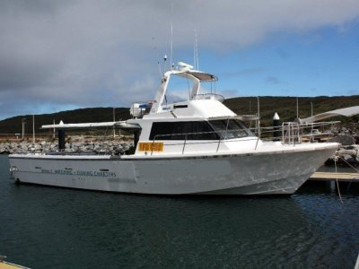 Conquest Charter Cray/Fishing