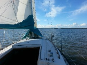 Sunbird 25 Trailerable yacht